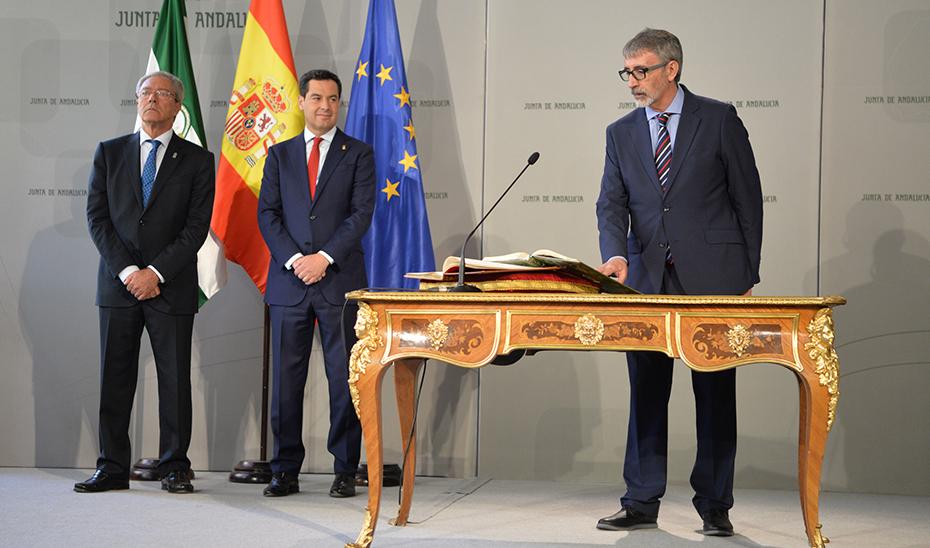 Acto de toma de posesión del rector de la Universidad de Cádiz (audio íntegro)