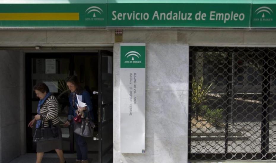 Oficina del Servicio Andaluz de Empleo.