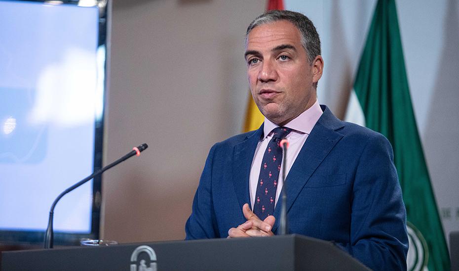 Elías Bendodo anuncia 83,6 millones de inversión para once contratos de conservación de carreteras