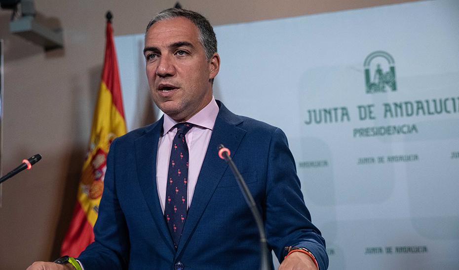 Bendodo resalta el mayor superávit comercial de Andalucía, con 1.913 millones a favor