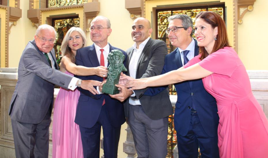 La Consejería de Cultura apoya con 500.000 euros la organización en Málaga de la gala de los Goya 2020