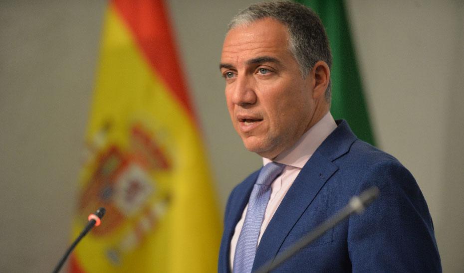 Aumenta el número de empresas con asalariados y se reduce el déficit público de Andalucía