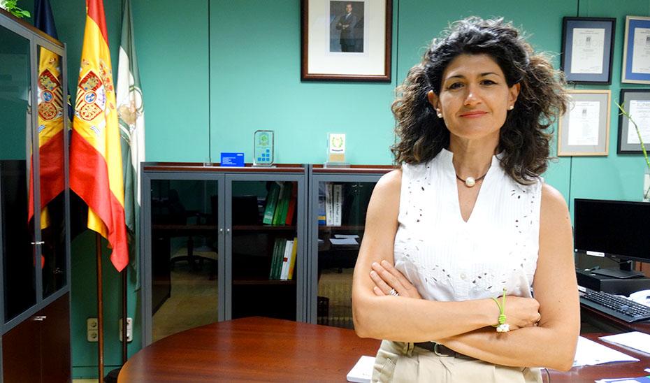 La nueva directora general de Formación Profesional, Cristina Báez.