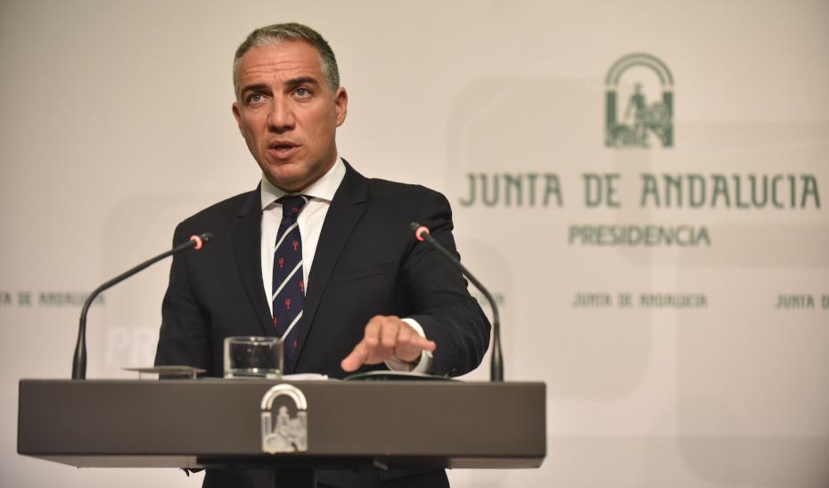 La Junta inicia las actuaciones para implementar la Inversión Territorial Integrada de Jaén