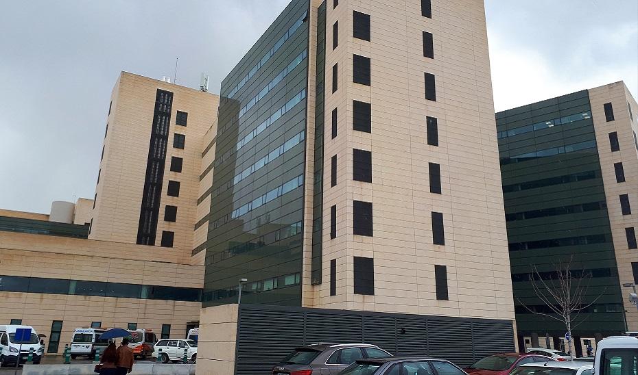 Hospital Campus de la Salud de Granada.