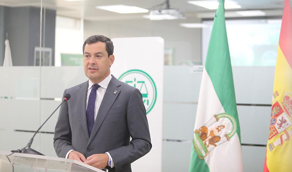 Intervención del presidente de la Junta en su visita a las instalaciones de Laboratorios Farmacéuticos Rovi