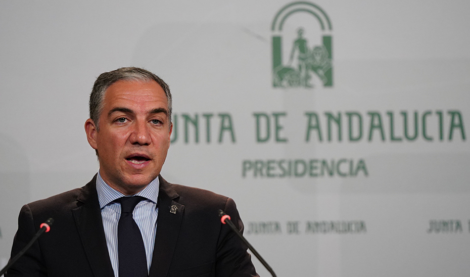 Bendodo informa sobre la adaptación del Plan Forestal de Andalucía