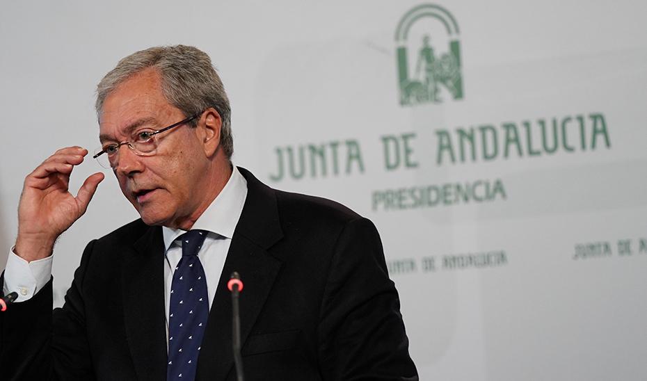 Velasco subraya la alta certificación de Fondos Europeos por la Junta en 2019