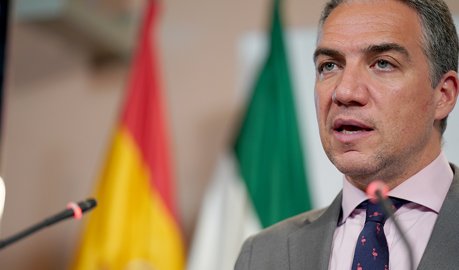 Bendodo presenta el informe sobre la actuación del Gobierno andaluz en materia de I+D+i