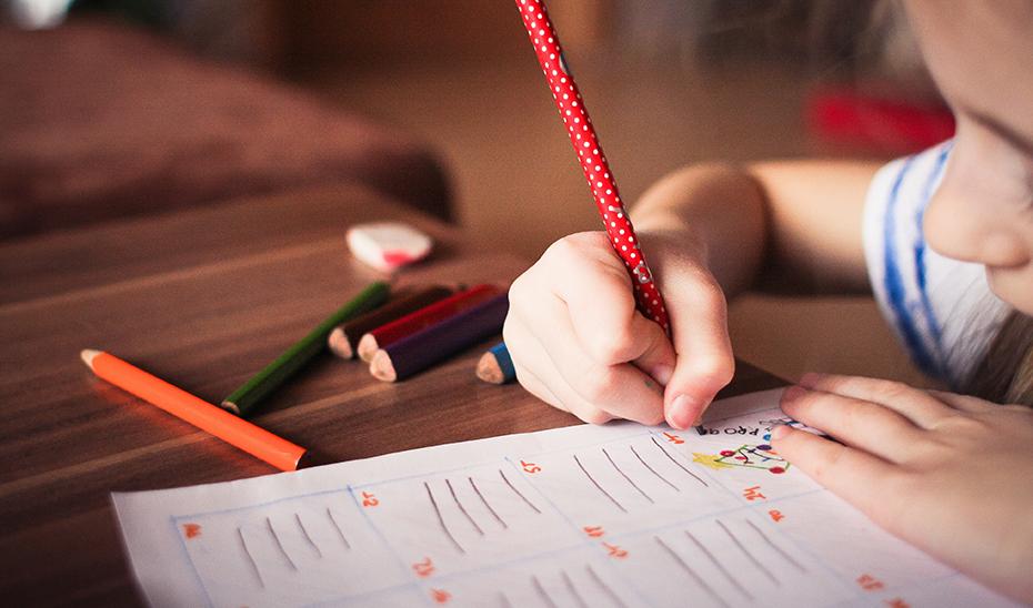 Los alumnos tendrán facilidades para realizar las tareas en su domicilio.