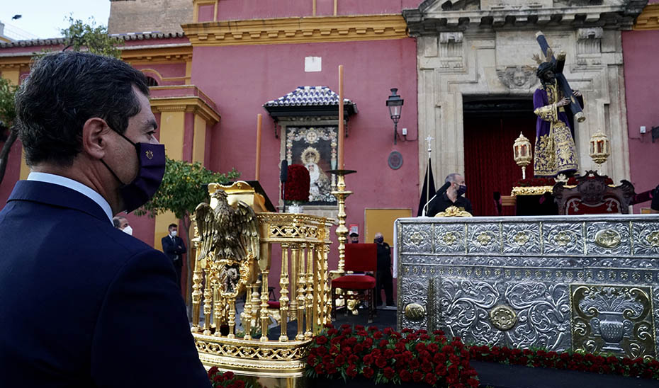 Misa Pontifical por el IV Centenario de la hechura del Gran Poder