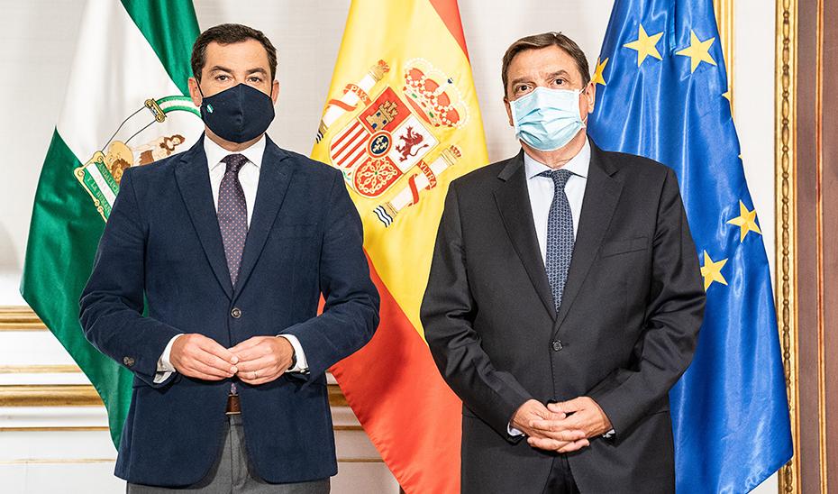 La Junta ofrece diálogo al Gobierno de España para conseguir una PAC justa para Andalucía