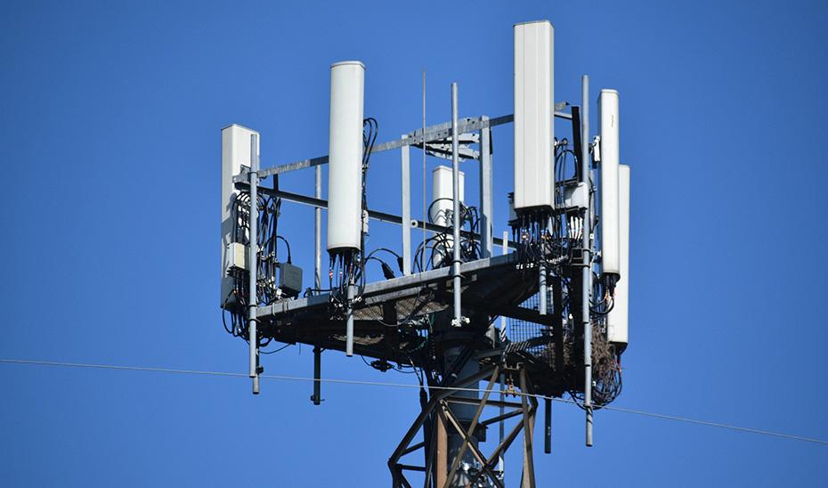 La Junta promueve un inventario online de infraestructuras 5G