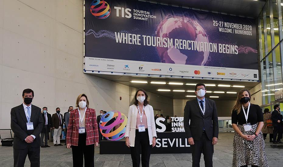 Juan Marín participa en el Tourism Innovation Summit
