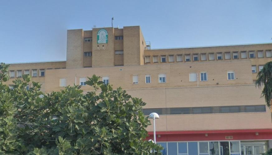 Hospital de San Agustín en Linares.