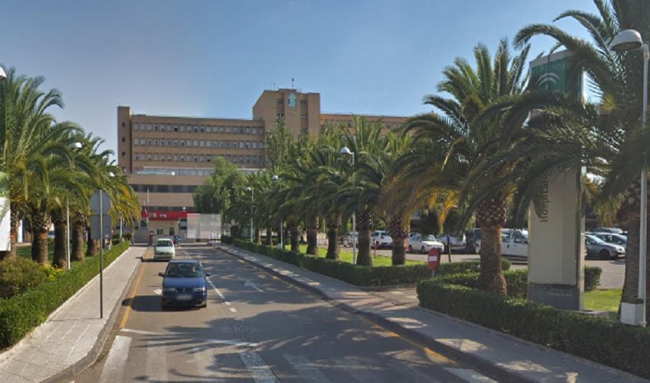 Hospital San Agustín de Linares.