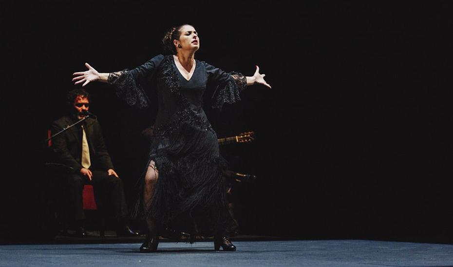 'La edad de oro' será el espectáculo que Pastora Galván llevará al Teatro Central el próximo 3 de marzo.