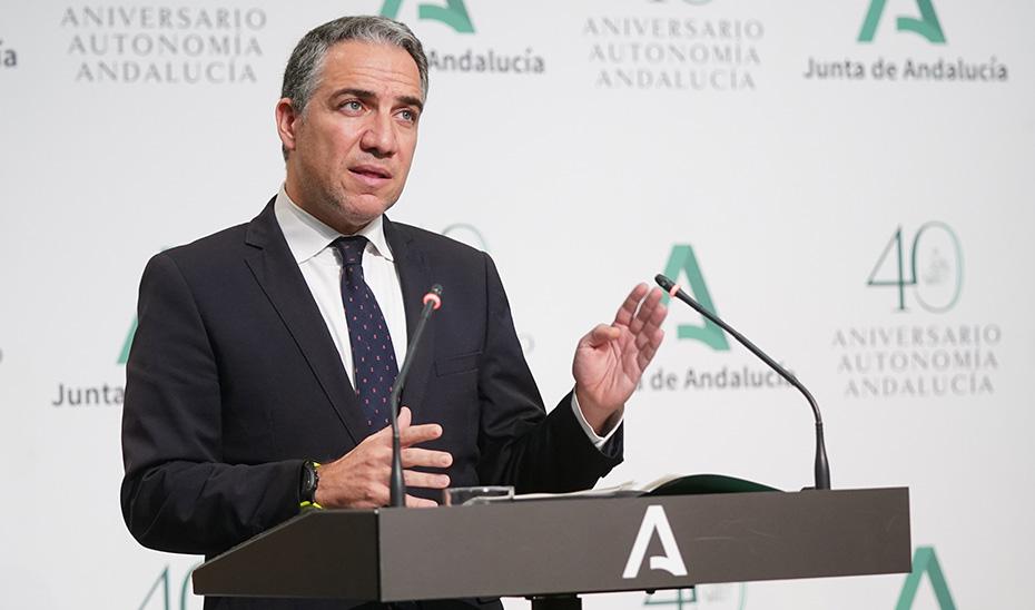Bendodo anuncia la creación de un prototipo de respirador diseñado por Salud y la Universidad de Málaga