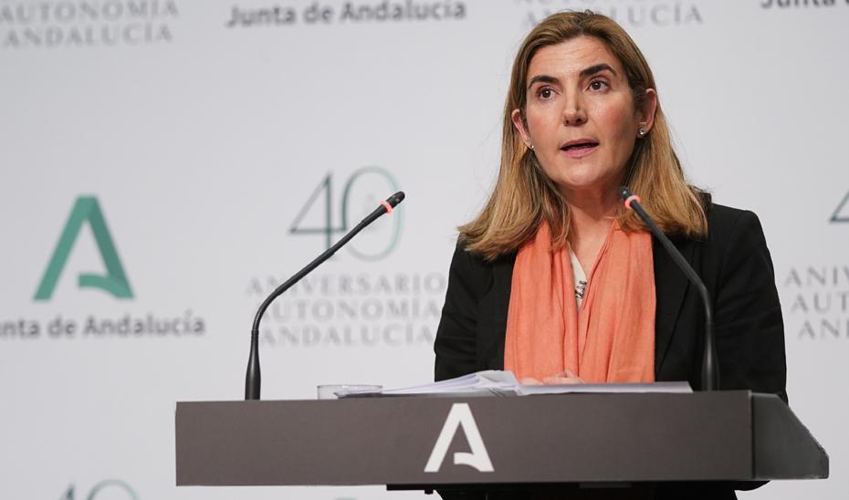 Rocío Blanco informa del impacto de la crisis del Covid-19 en Andalucía