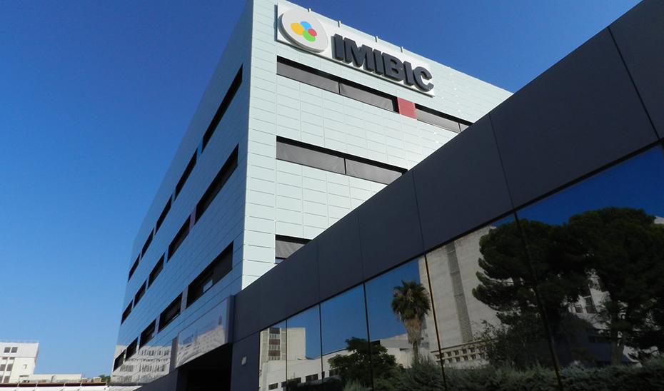 Sede del Instituto Maimónides de Investigación Biomédica de Córdoba (IMIBIC).