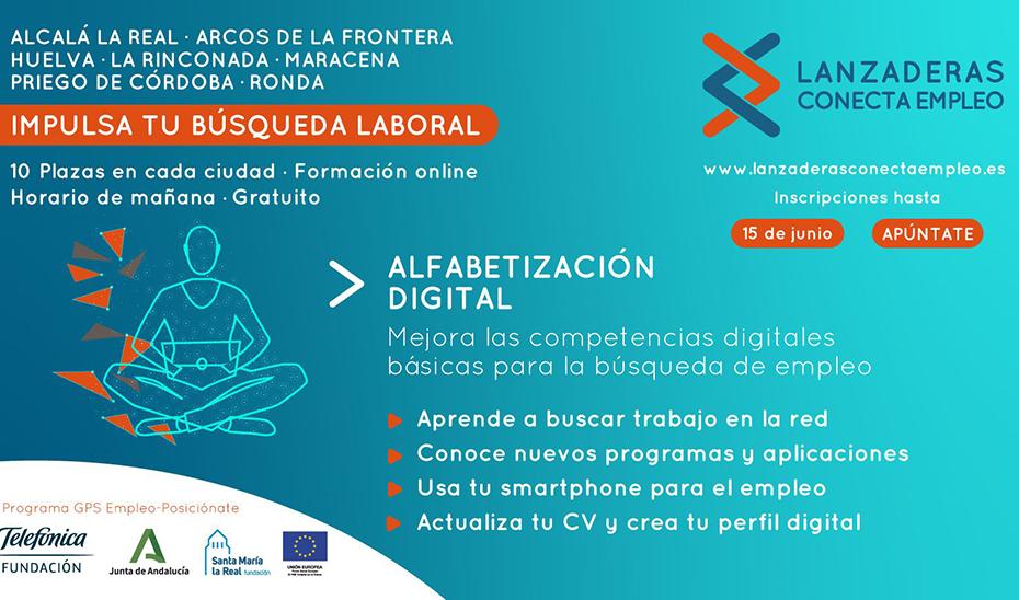 Información sobre la iniciativa de Alfabetización Digital.