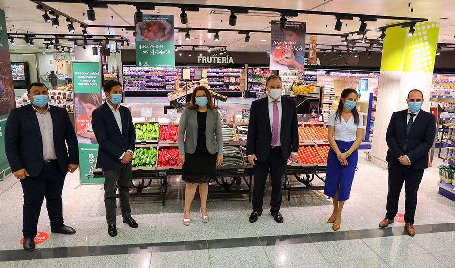 Campaña 'Llena tu mesa de Andalucía'