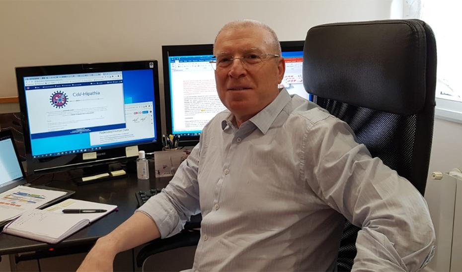 Joaquín Dopazo, de la Fundación Progreso y Salud, es uno de los investigadores principales del proyecto.