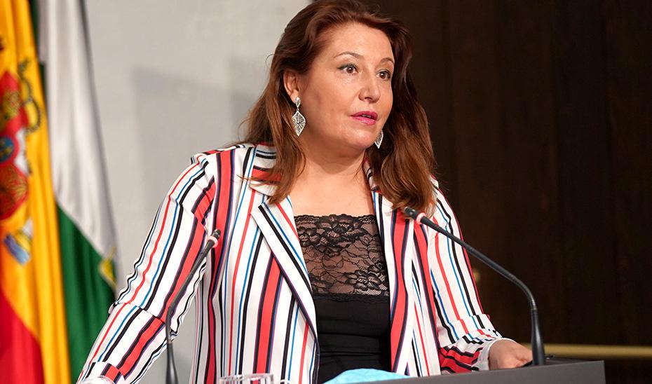 Carmen Crespo informa de las 17 infraestructuras hidráulicas declaradas de interés autonómico