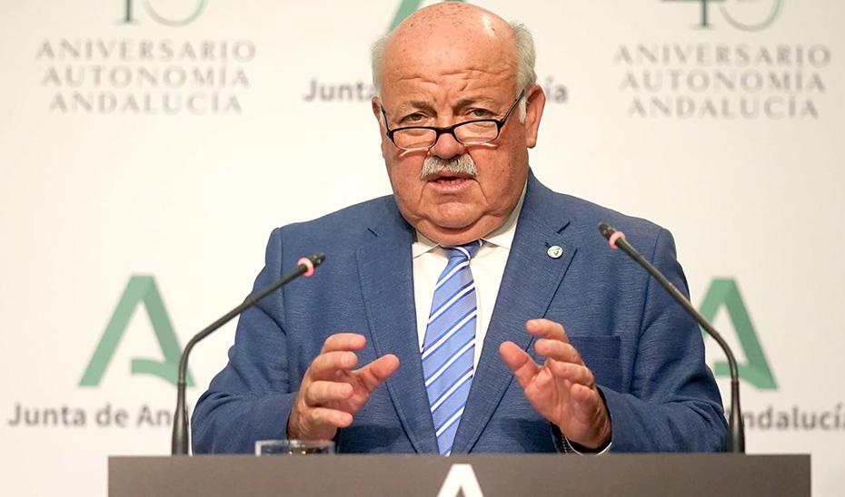 Jesús Aguirre informa de las medidas preventivas acordadas para evitar la expansión del Covid-19 tras el estado de alarma