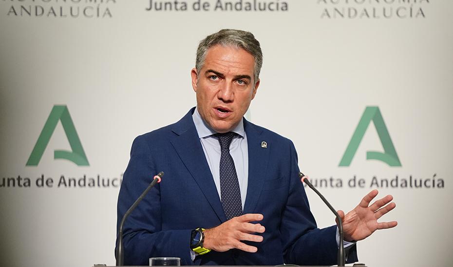 Bendodo anuncia la elaboración de dos planes con medidas para recuperar las exportaciones