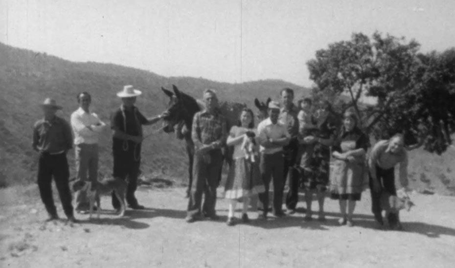 La vida de los campesinos del Valle del Guadalhorce, documentada en'Tierras de Málaga'.