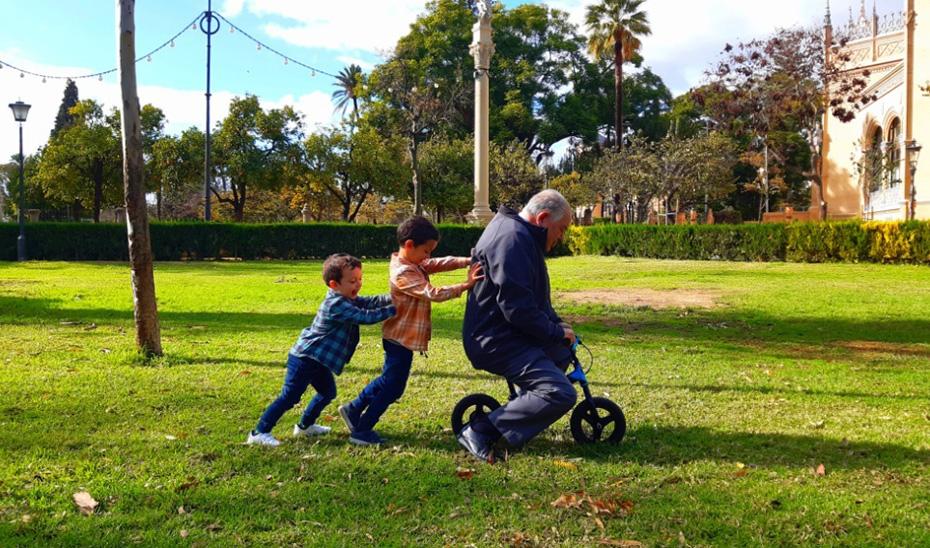 El proyecto de investigación estudia el envejecimiento saludable.