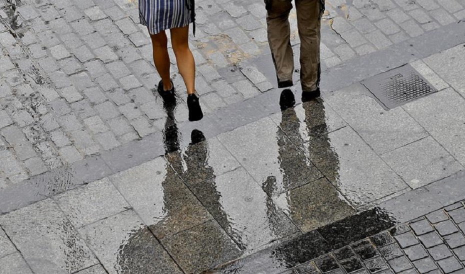 Atendidas más de cuarenta incidencias por lluvias en la provincia de Granada