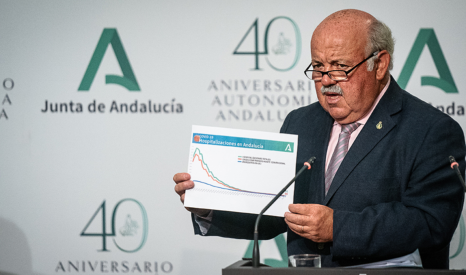 Aguirre informa sobre los incentivos a la contratación de personal sanitario en puestos de difícil cobertura