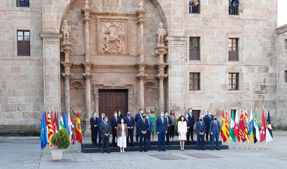 Moreno asiste a la Conferencia de Presidentes con el objetivo de que el reparto de los fondos sea justo y equitativo