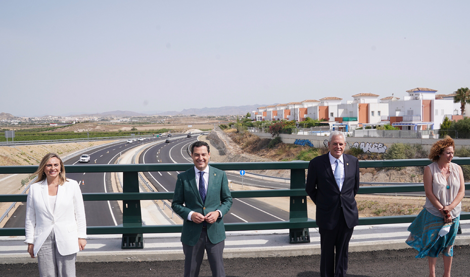 Mejora de las infraestructuras en la provincia de Almería