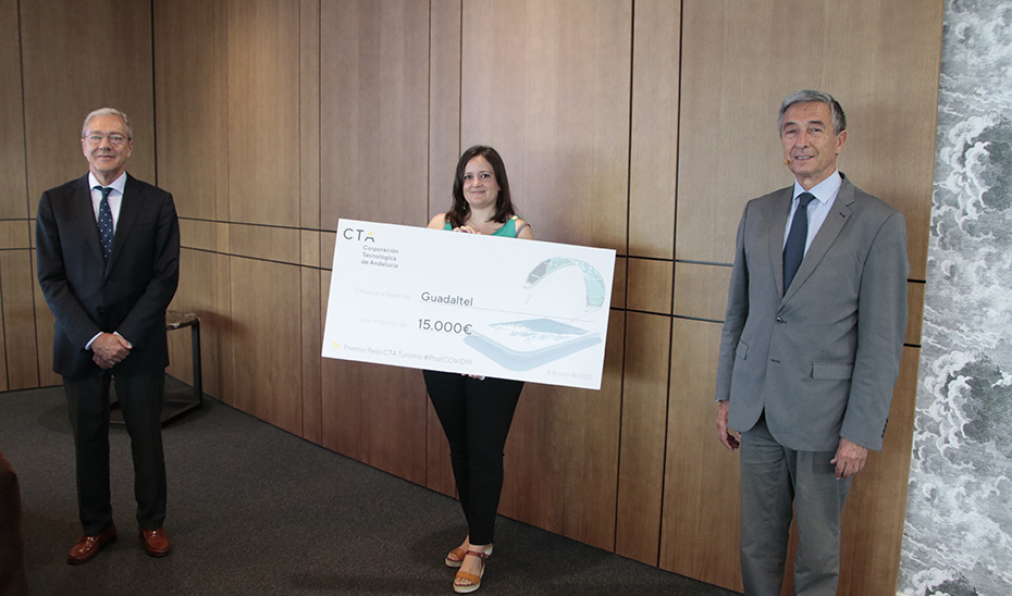 Premio al proyecto de I+D+i para el turismo #PostCovid19