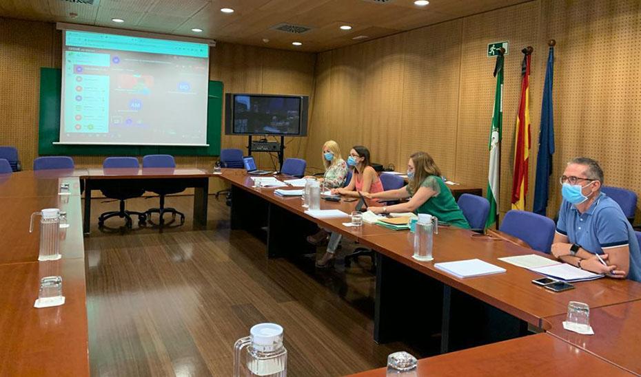 Reunión de la Mesa General de Negociación Común del personal funcionario, estatutario y laboral de la Administración de la Junta.