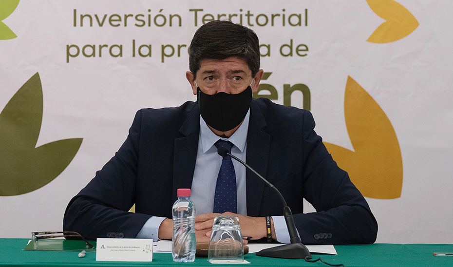 Marín preside la Comisión de Participación de la ITI de Jaén