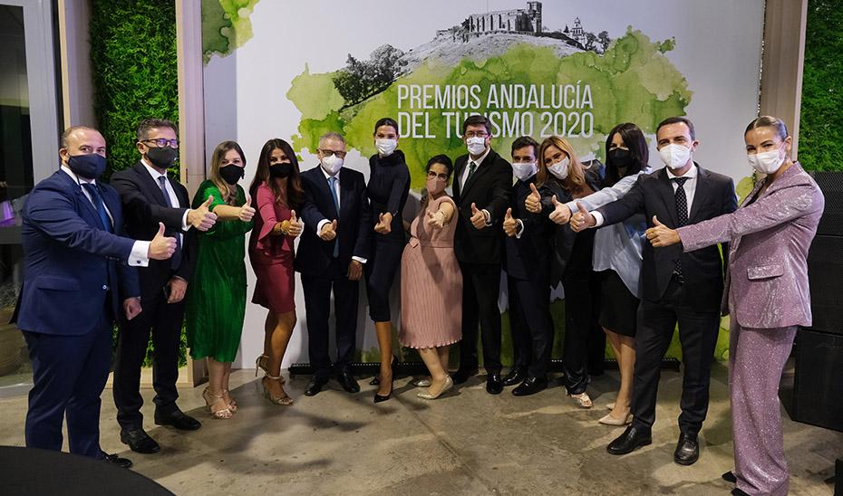 Gala de los Premios Andalucía de Turismo 2020
