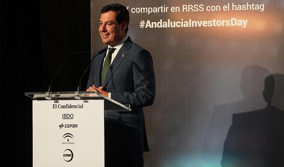 Moreno anuncia un nuevo plan junto a la empresa privada para captar y consolidar inversión extranjera de alto valor añadido