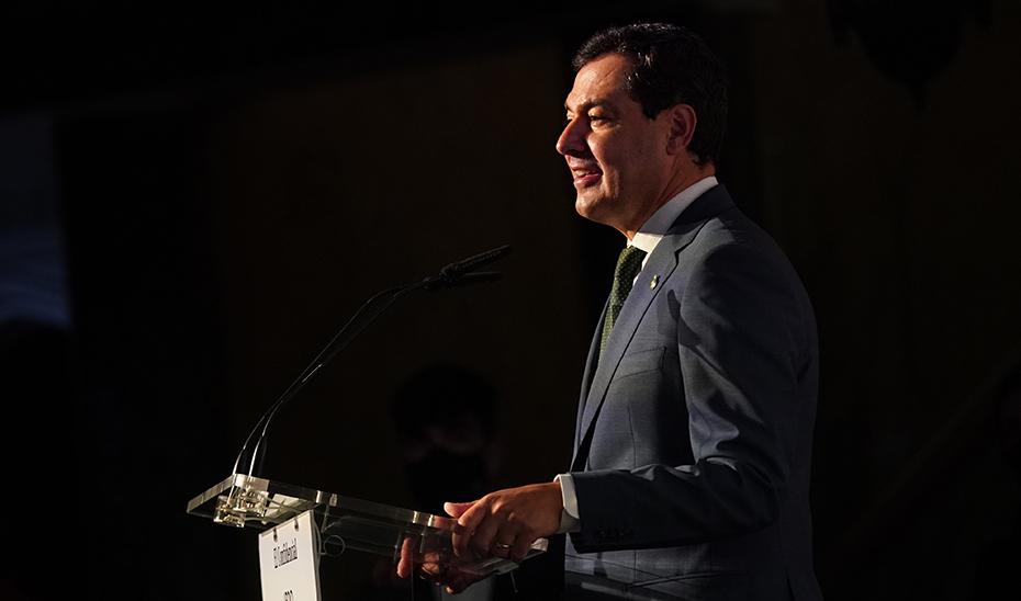 Intervención del presidente de la Junta en el 'Foro Andalucía Investors Day' de El Confidencial