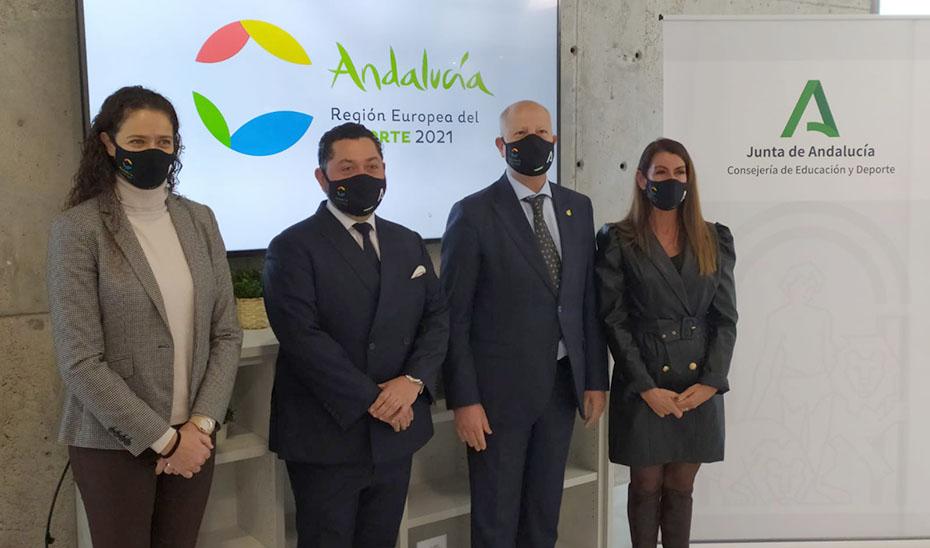 Andalucía, referente del deporte internacional