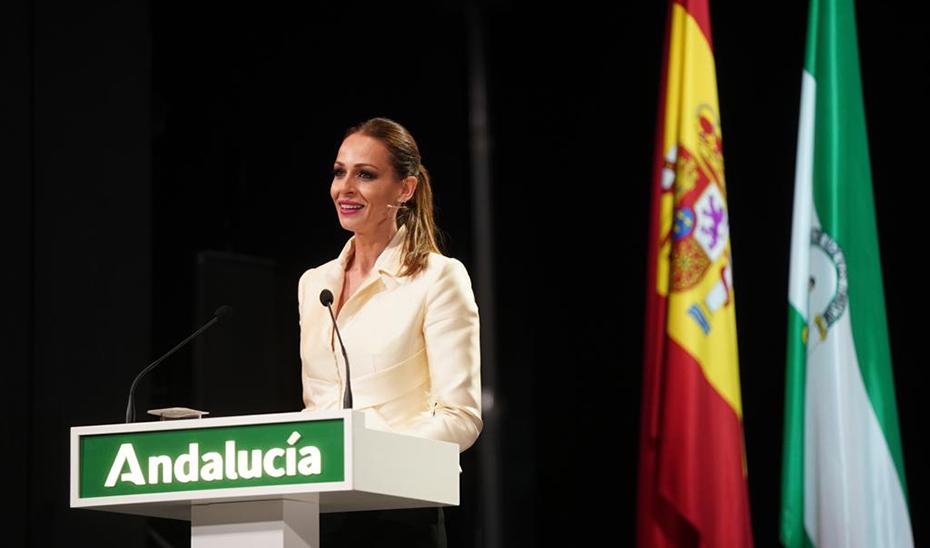 Momentazos de la gala de entrega del Título de Hijo Predilecto y las Medallas de Andalucía