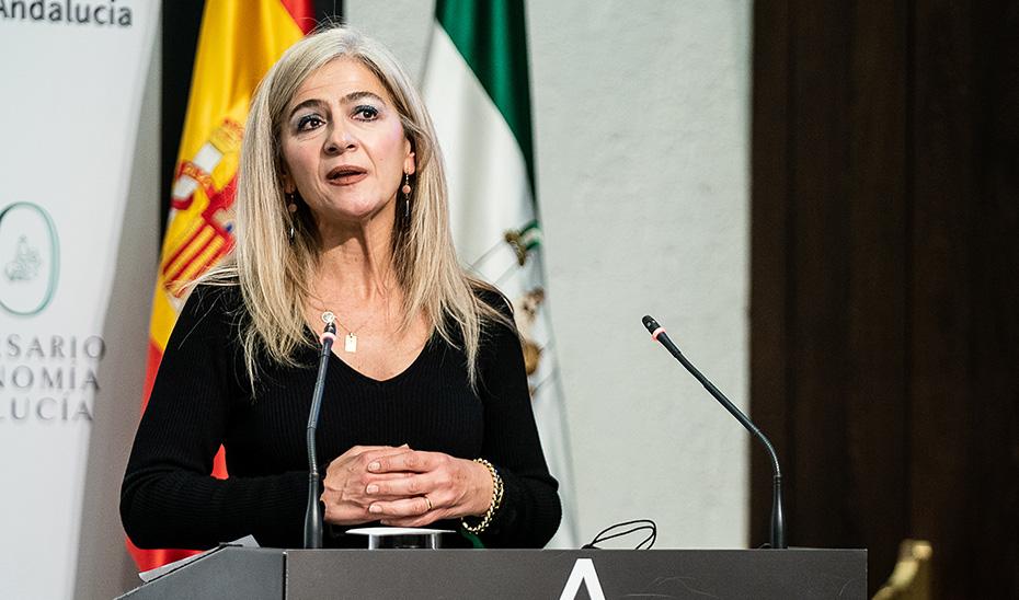 Patricia del Pozo hace un balance de las medidas adoptadas para reactivar el sector cultural tras la pandemia