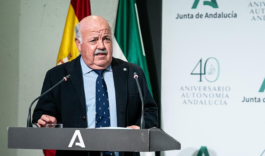 Aguirre expone el anteproyecto de Ley de la Atención Temprana en Andalucía