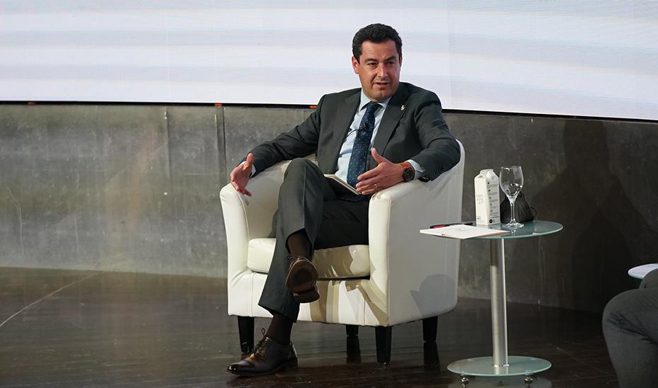 Moreno ha analizado el papel que va a jugar la nueva Agencia Digital de Andalucía.
