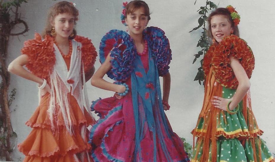 1987: colores y volantes