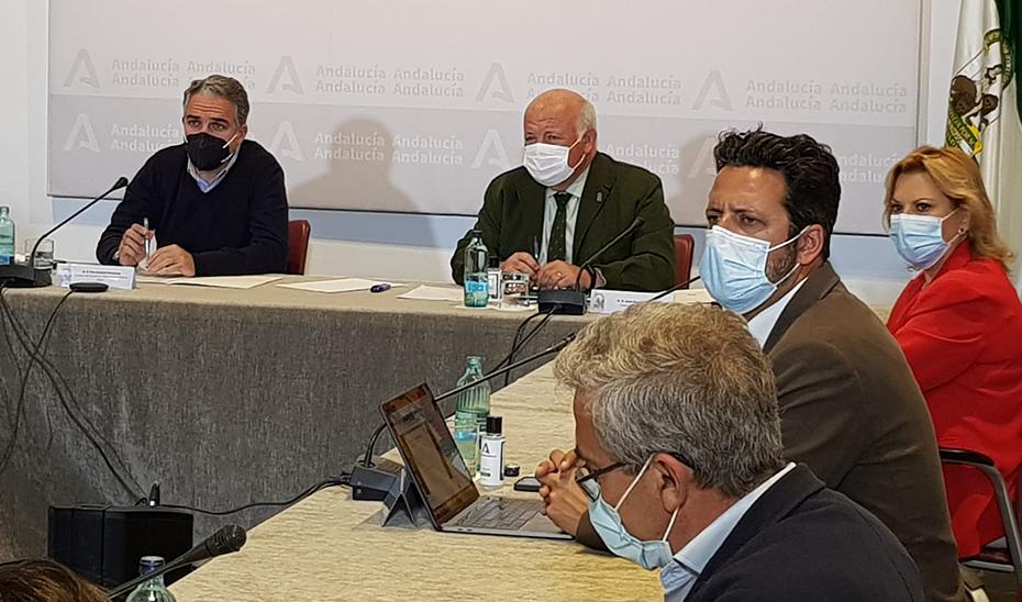Andalucía mantiene las medidas contra la Covid-19 tras reunirse el Comité de Expertos