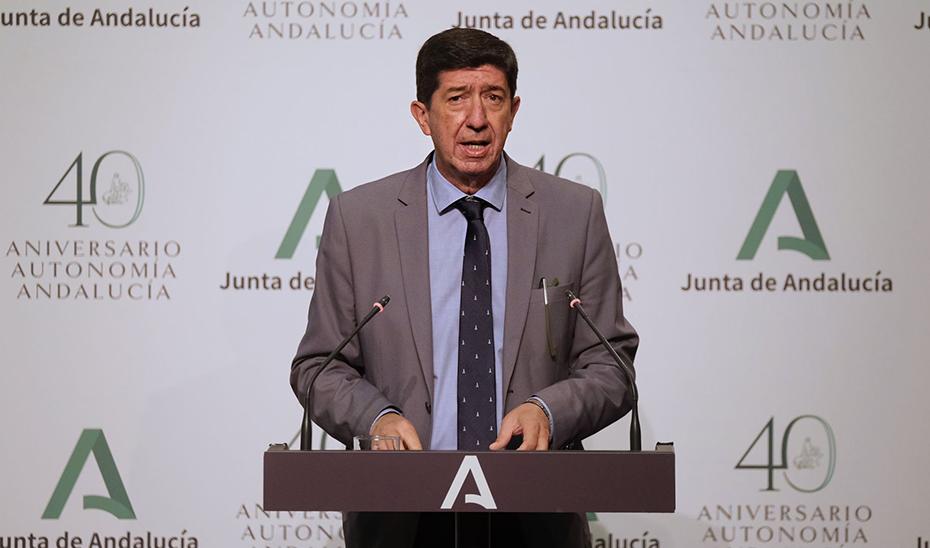 Marín informa de la concesión de 59,6 millones a las entidades locales para las obras del PFEA 2021
